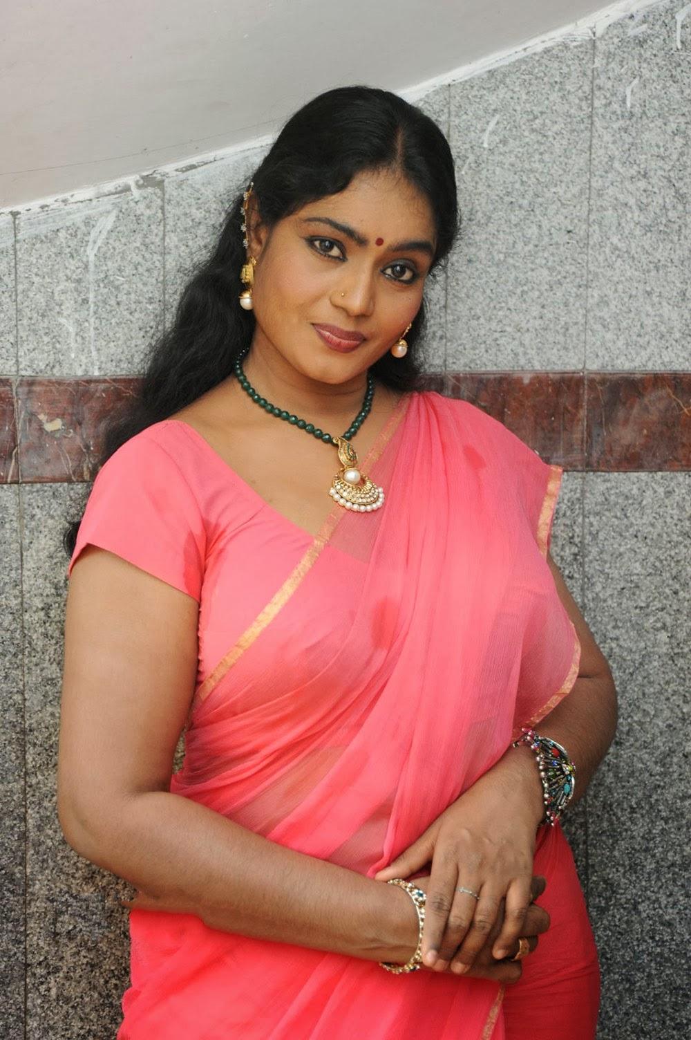 Jayavani Latest Hot Saree Photos Gallery HD | Tollywood ...