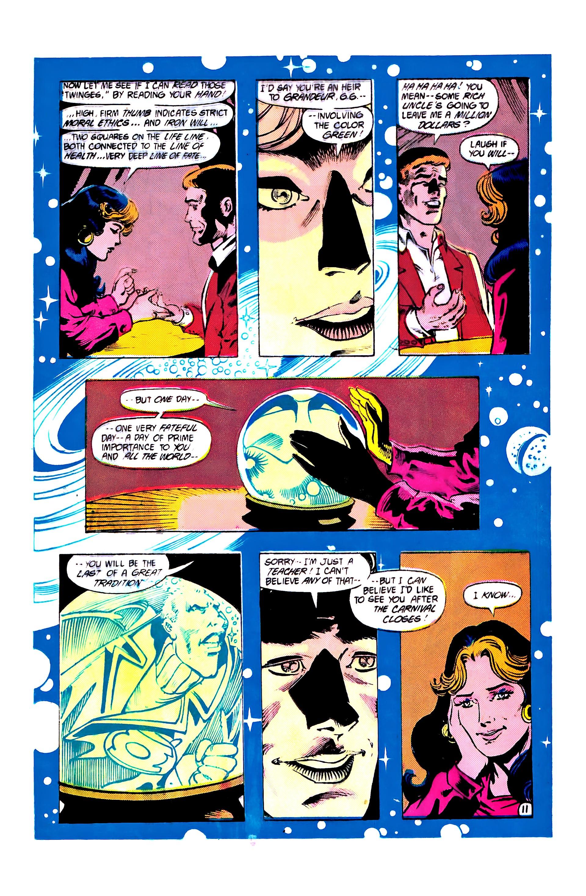 Read online Secret Origins (1986) comic -  Issue #7 - 17
