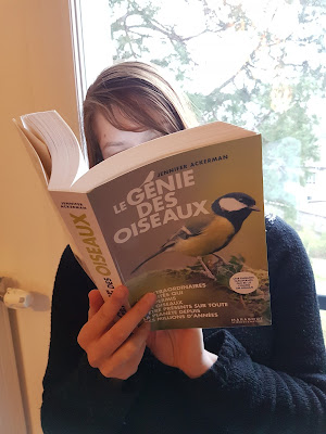 le génie des oiseaux de jennifer ackerman avis livre
