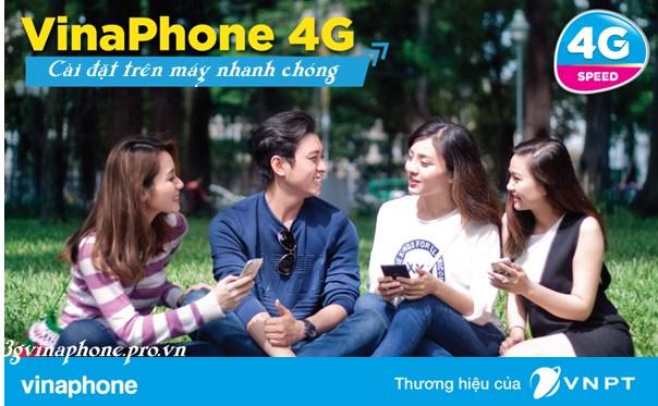 Cách cài đặt 4G Vinaphone trên điện thoại di động