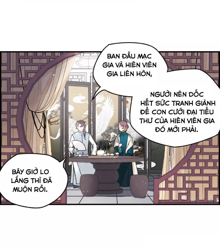 Mejaz - Nhân Gian Ngọc - Chap 13