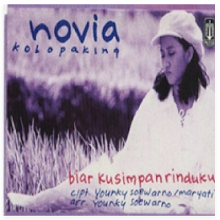 Novia Kolopaking, Lagu Lawas, Pop,Koleksi Lagu Novia Kolopaking Album Biar Kusimpan Rinduku Mp3 Full Rar