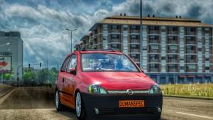 Car Opel Corsa C 1.7 DTI