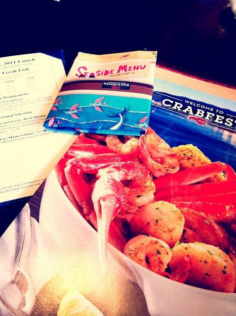 Red Lobster, Orlando, Florida