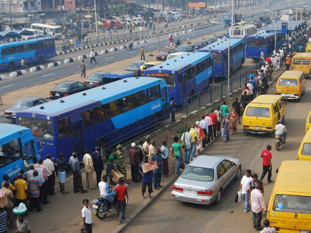 Lagos Ranks Third On CNN's List Of World's Most Stressful Cities