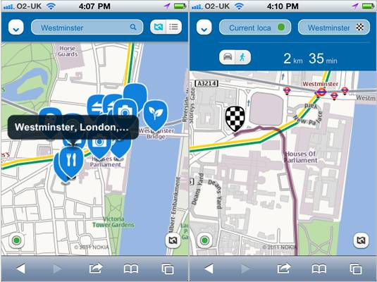 Nokia's Strategy: Navigation for All