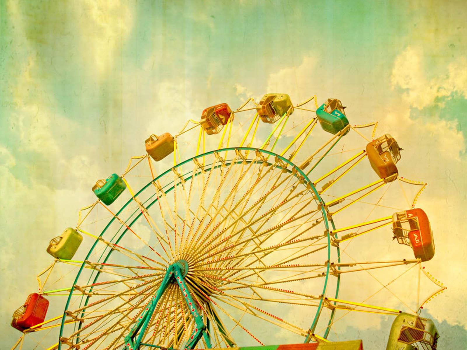 wallpapers: Ferris Wheel