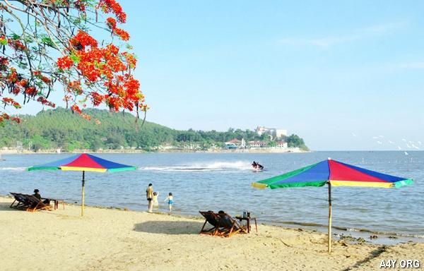 biển Đồ Sơn - Hải Phòng
