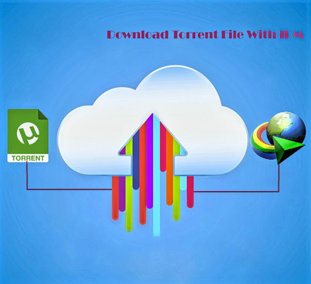 With the help of latest Cloud sharing websites, Downloading torrent files with IDM is easier now. There are many Paid and Free Torrent Download Sites which permit you to transfer any torrent files directly via your browser.