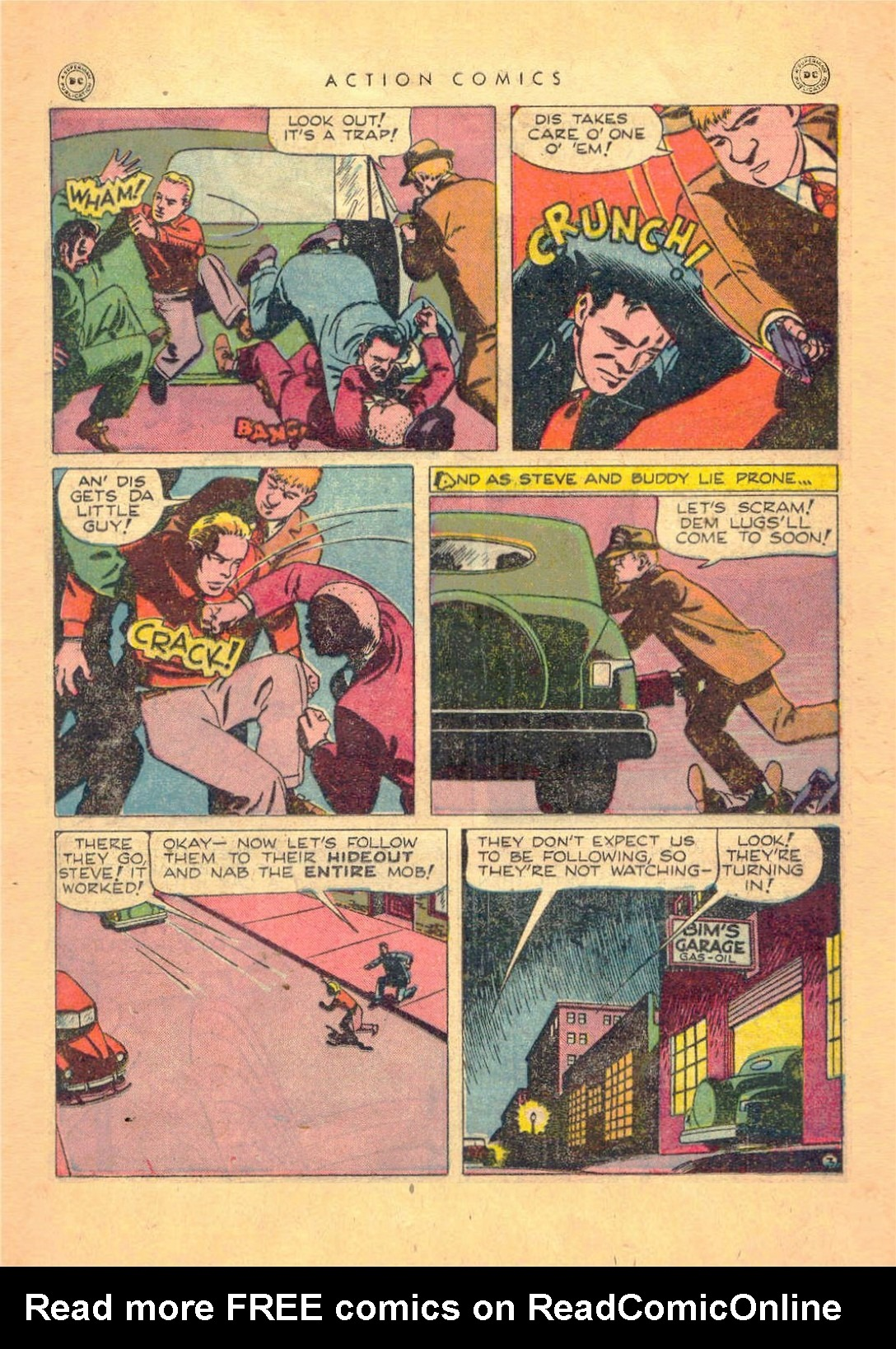 Read online Action Comics (1938) comic -  Issue #124 - 19