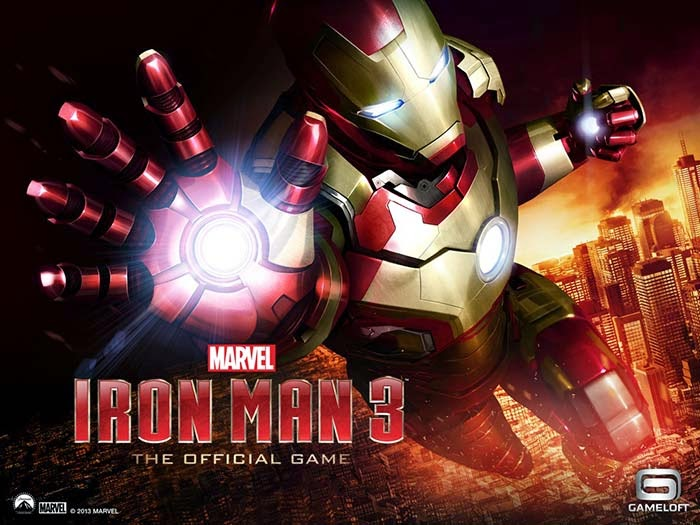 download iron man 3 official game mod apk