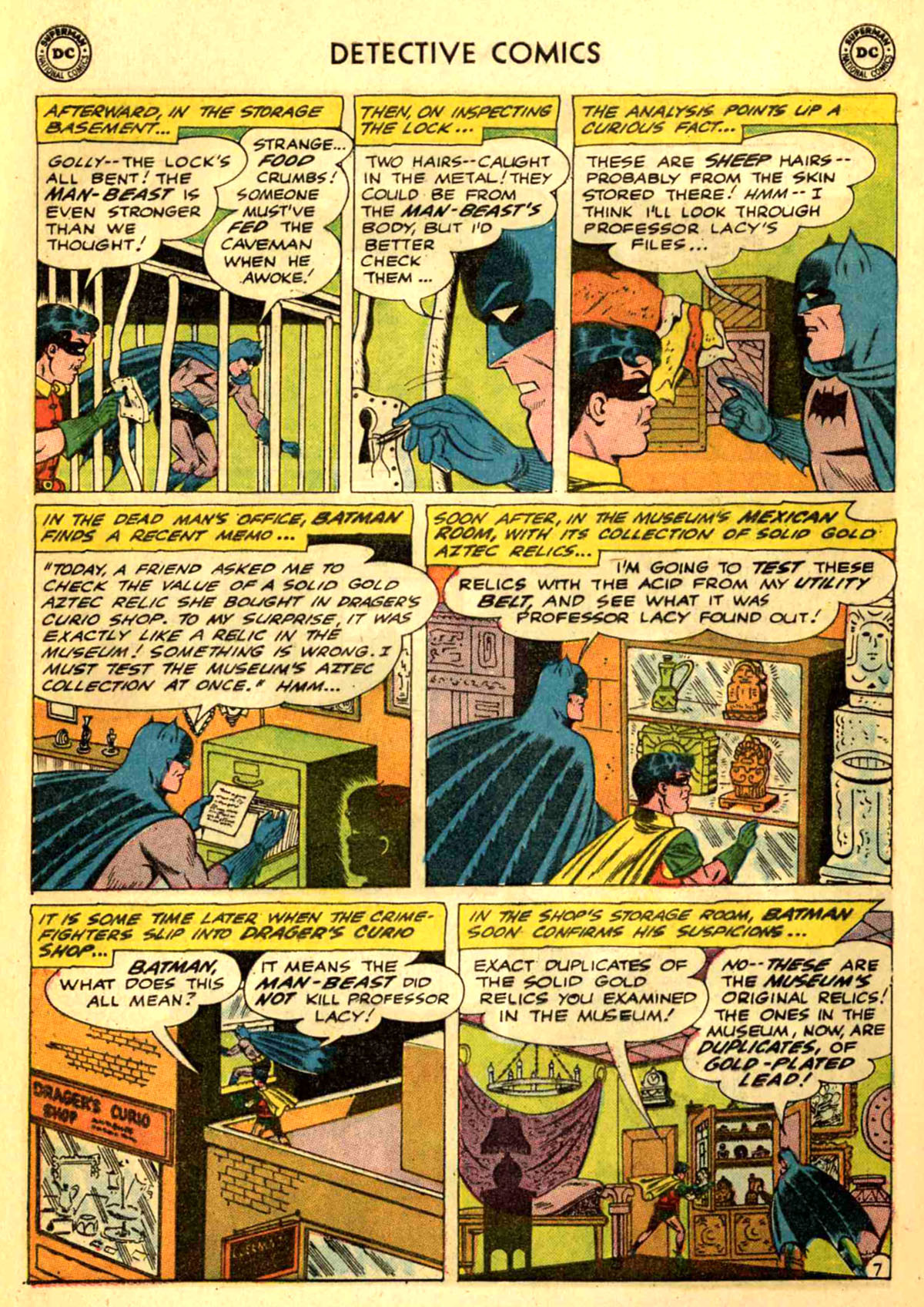 Detective Comics (1937) 285 Page 8
