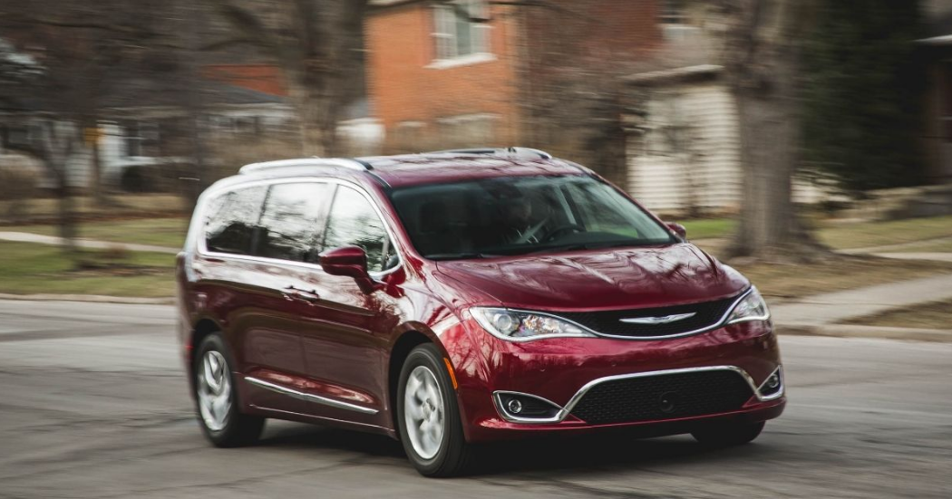 2017 Chrysler Pacifica Towing Capacity Release Date Redesign Changes Specs Rumors Colors Touring Refresh And Price