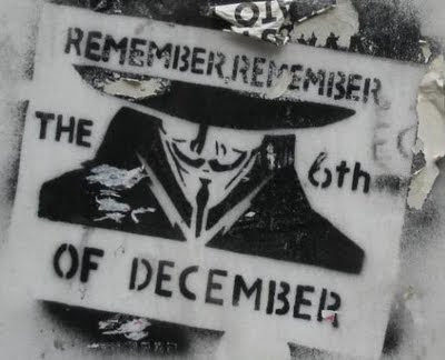 Remember Remember the 6th of December - Alex Grigoropoulos Rest in Peace - Greece - Police kills 15 year old teenager