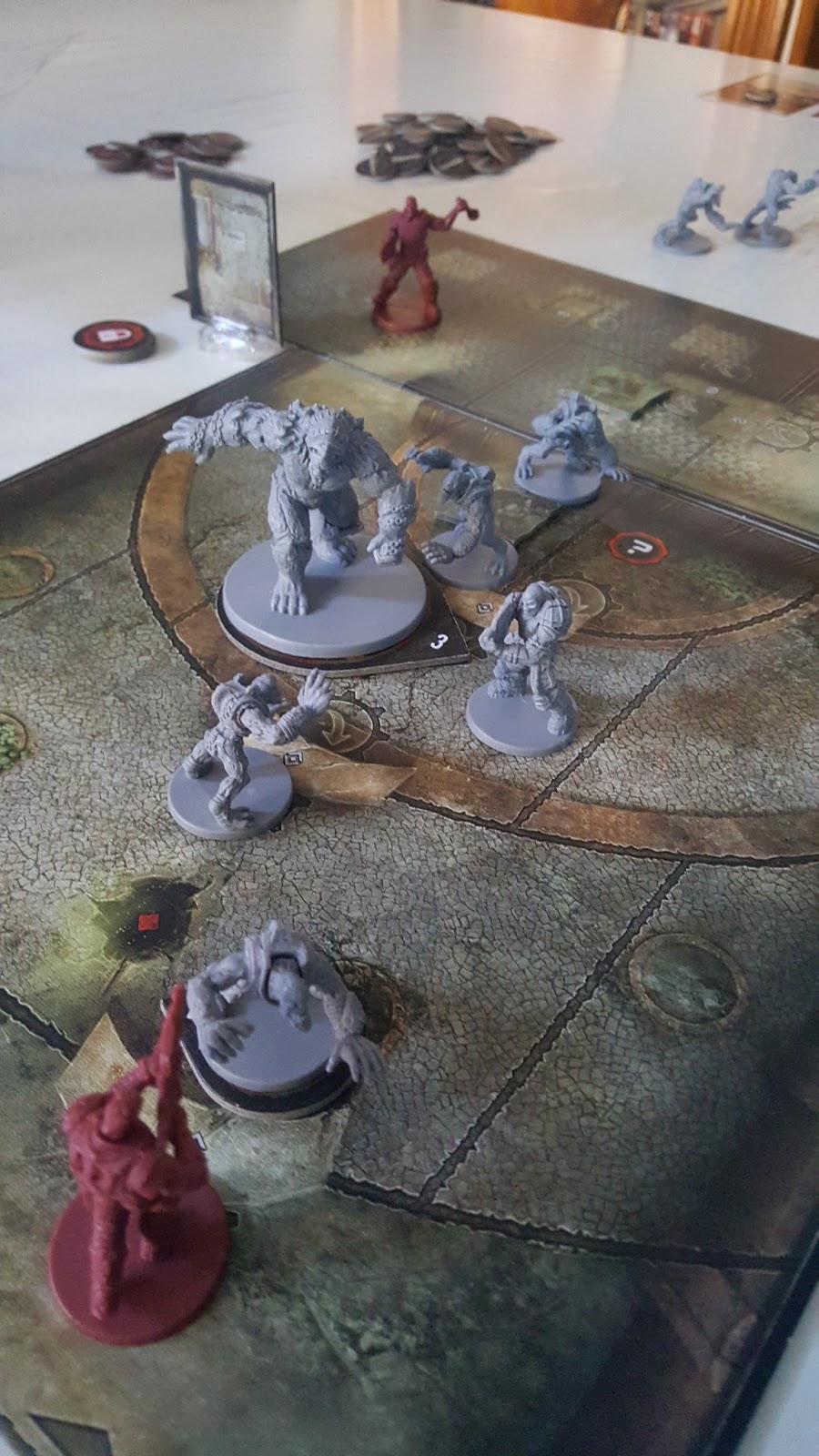 Gears of war el juego de mesa camino a la perdicion for Gears of war juego de mesa