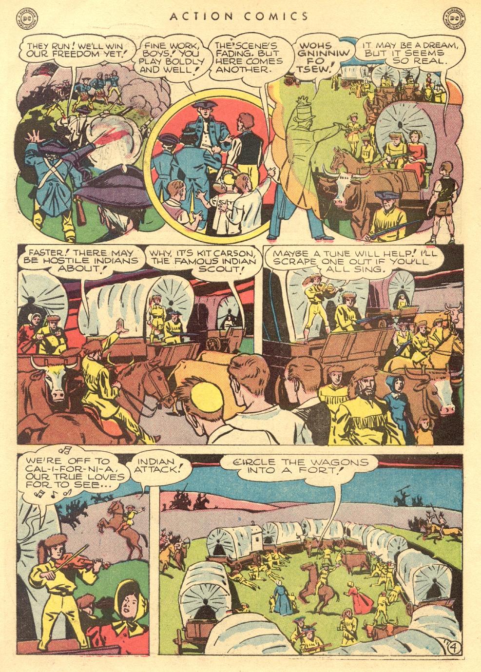 Action Comics (1938) 93 Page 44