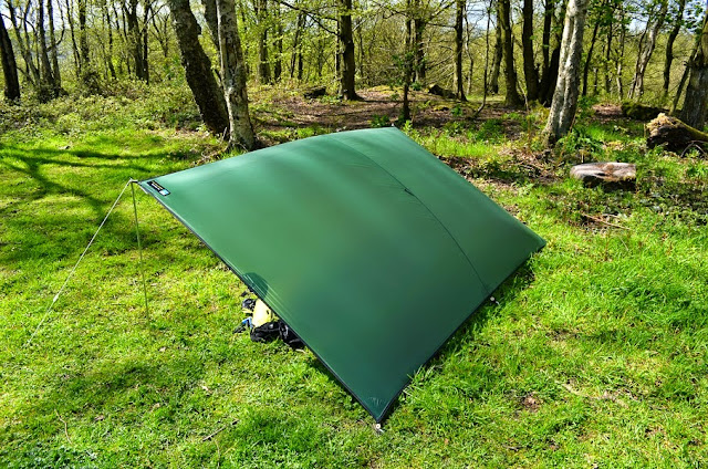 The Terra Nova competition tarp