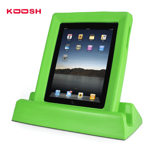 Appabled Koosh Ipad Case And Stand Green Australia Only