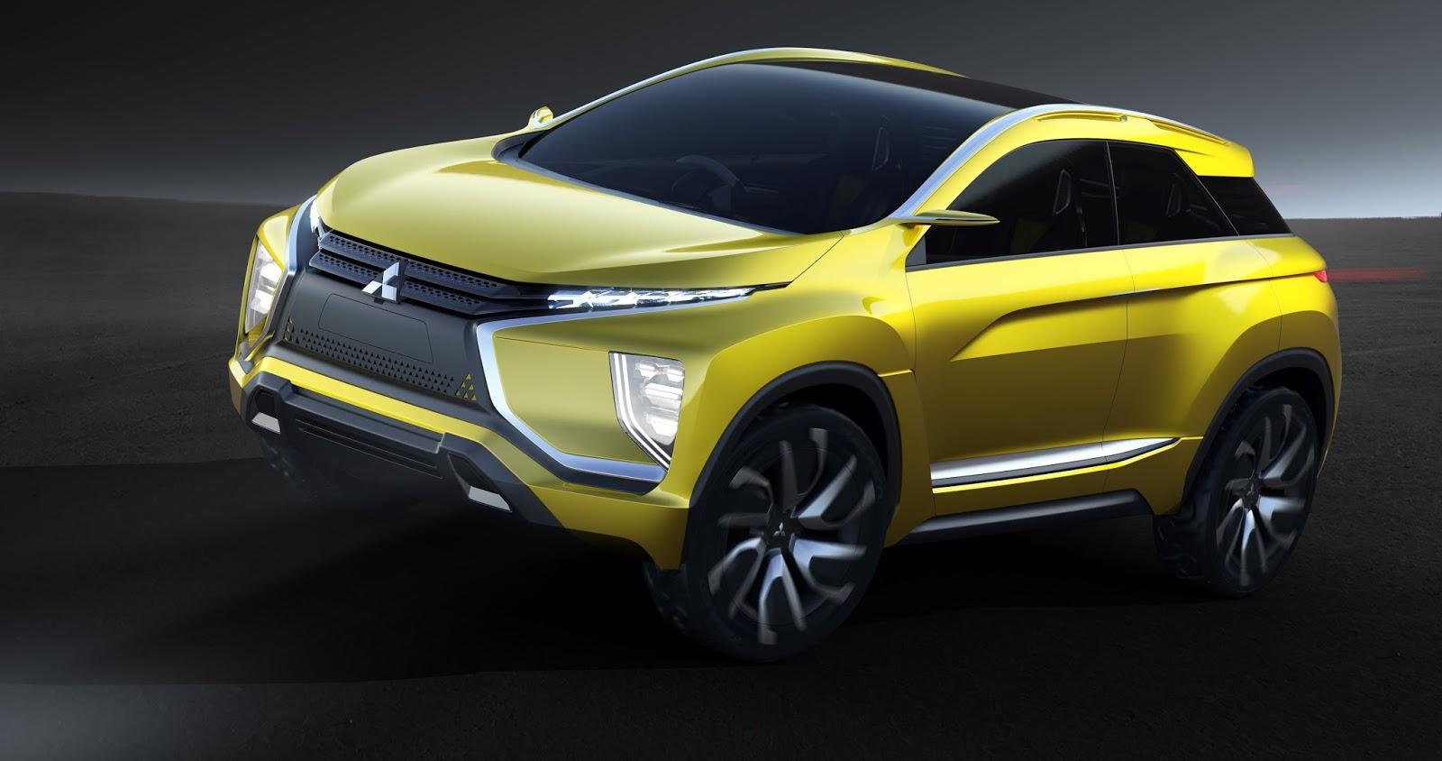 H Mitsubishi Motors στην Έκθεση Αυτοκινήτου της Γενεύης 2016