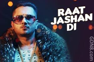 RAAT JASHAN DI - Yo Yo Honey Singh – Zorawar