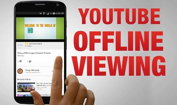Kini video Youtube boleh ditonton secara 'offline' di Malaysia