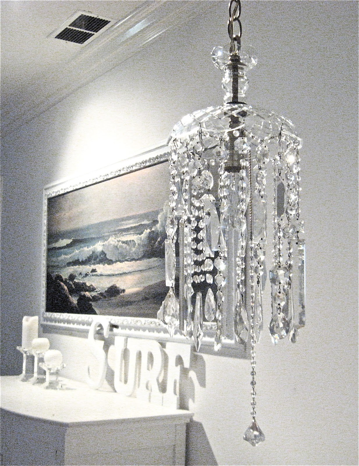 Chandeliers At Beach House 27 Chandeliers