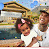 Too Much Cuteness!! Chris Brown Shares Video Of Him And Daughter Royalty Dancing [VIDEO]