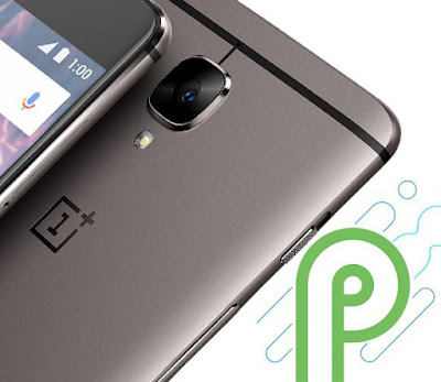 List of OnePlus Phones to get Android P Update