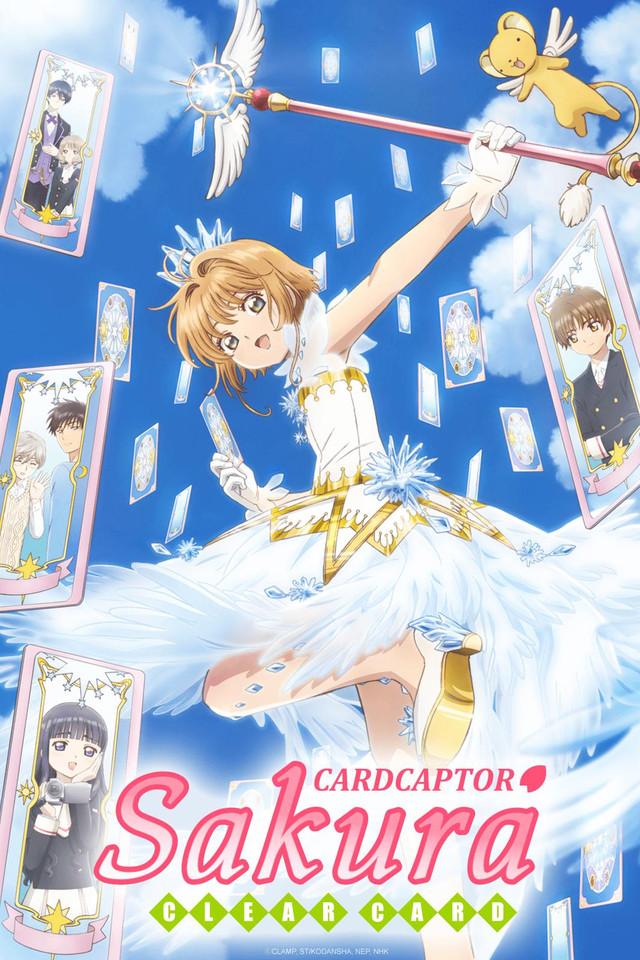 Sakura Cardcaptor: Clear Card-hen MEGA