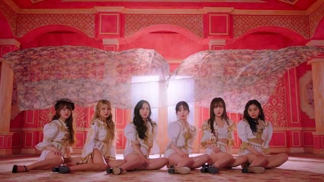 Lirik Lagu GFriend - Flower dan Terjemahan