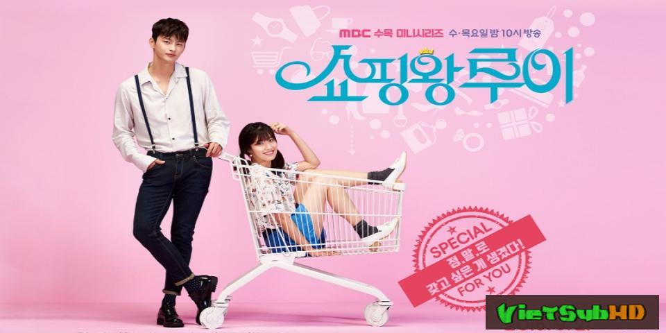 Phim Vua Mua Sắm Hoàn Tất (16/16) VietSub HD | Shopping King Louie 2016