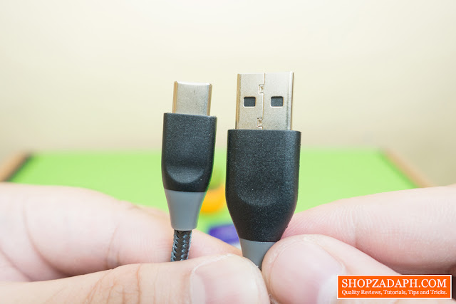 tronsmart atc usb type c cable review
