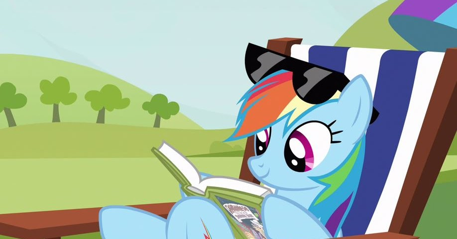 Equestria Daily Mlp Stuff 50 Awesome Rainbow Dash