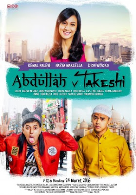 Download Abdullah & Takeshi (2016) WEBDL Full Movie