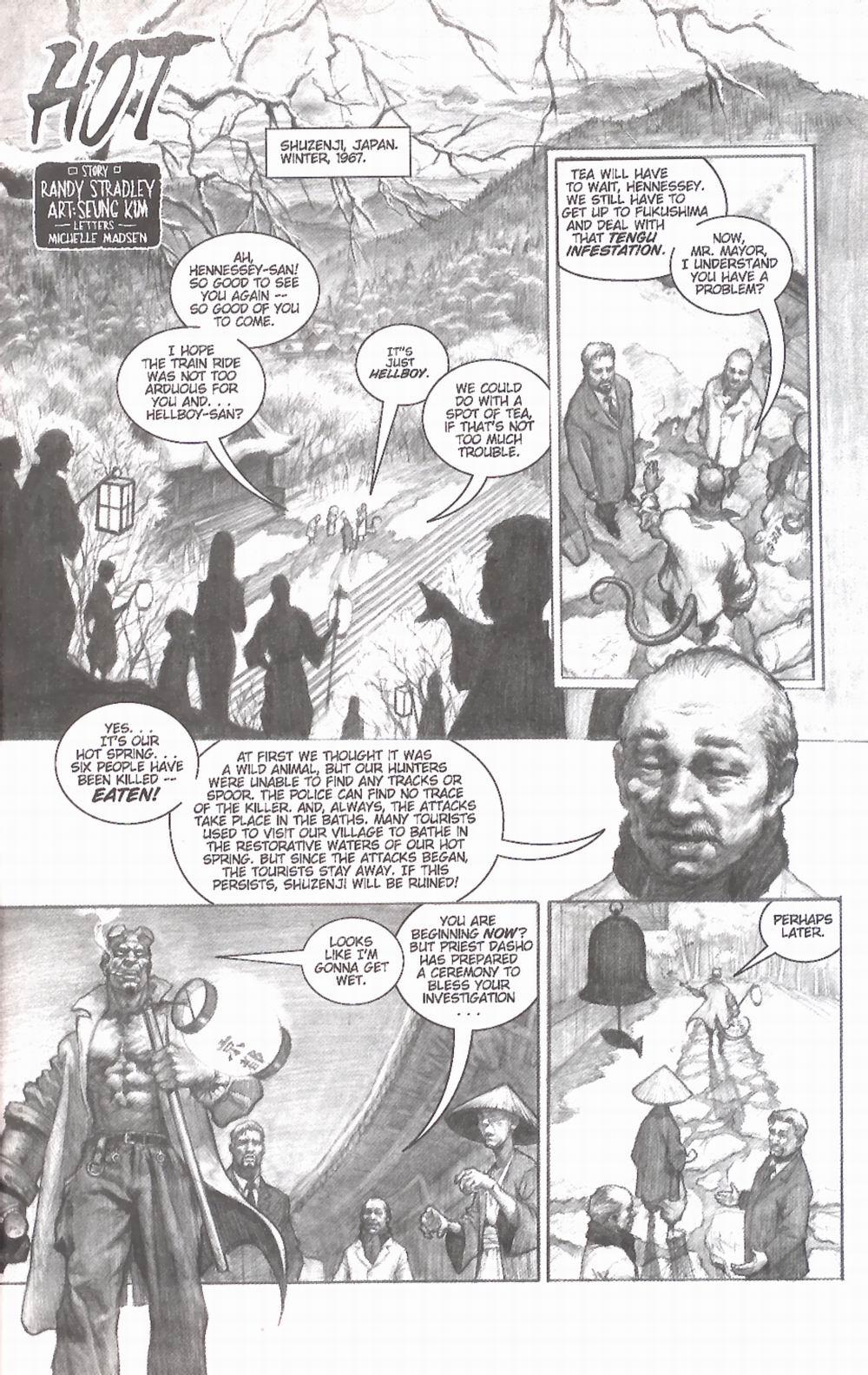 Read online Hellboy: Weird Tales comic -  Issue #2 - 11