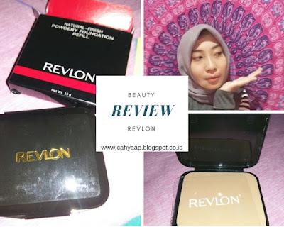 review beauty revlon cahyadwip