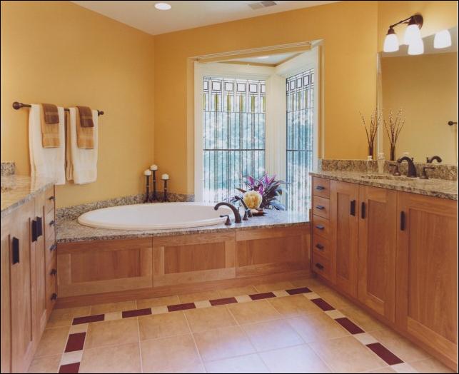 Arts and Crafts Bathroom Design Ideas - Home Decorating Ideas
