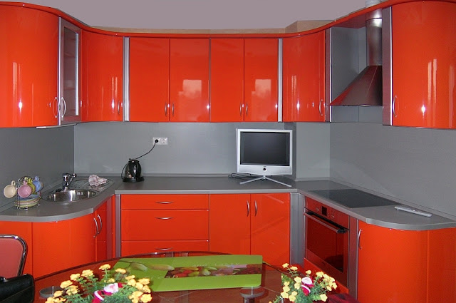 Мебель для кухни по индивидуальному заказу