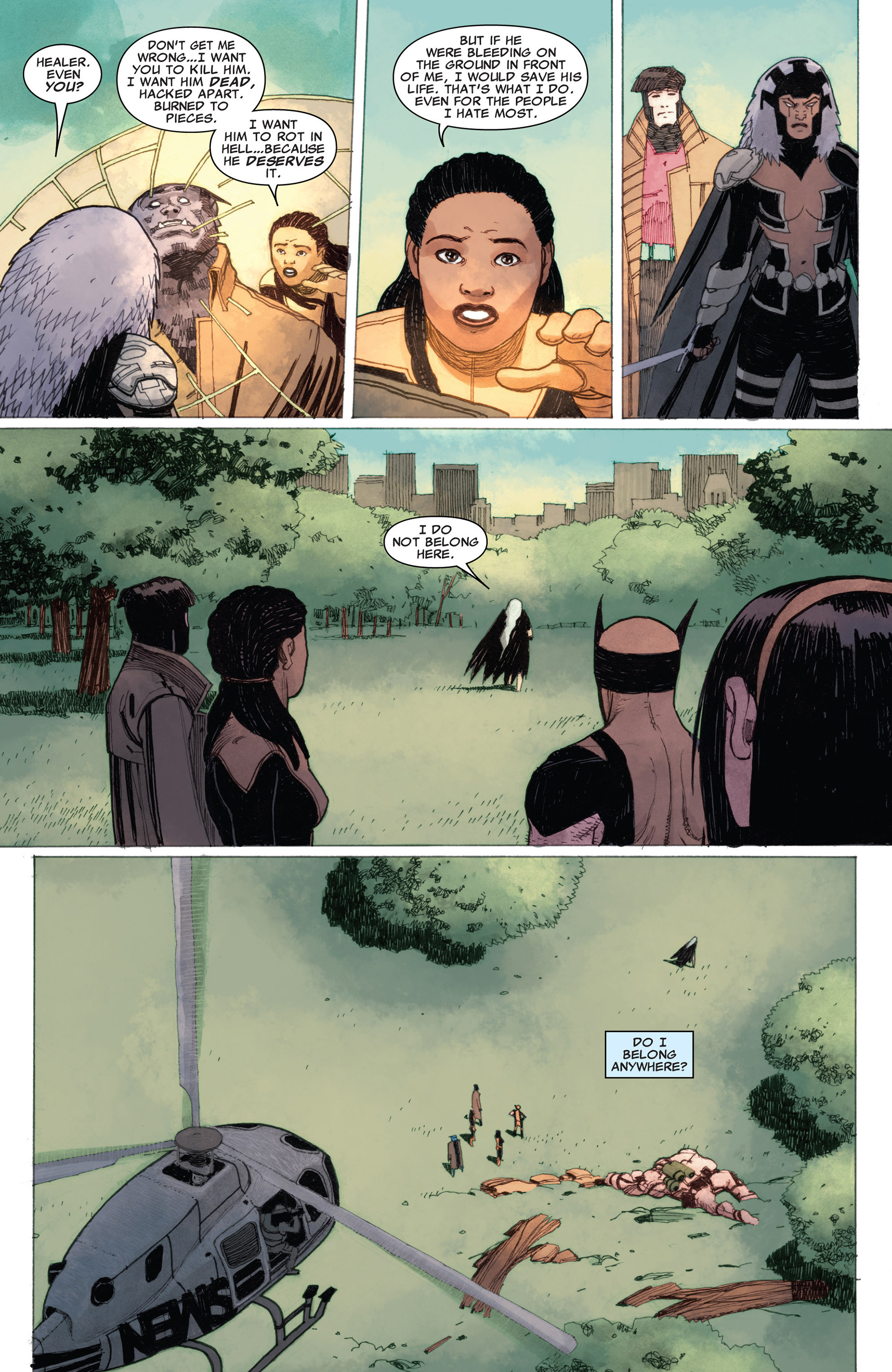 Astonishing X-Men (2004) issue 68 - Page 8