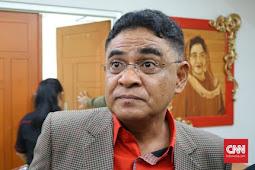 PDIP Akui Berusaha Cari Dukungan Habib Rizieq Shihab Lewat Kyai Ma'ruf