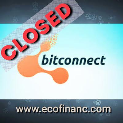 Bitconnect annonce sa fermeture
