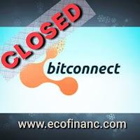Bitconnect annonce sa fermeture !