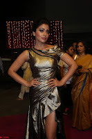 Shreya Saran in Skin Tight Golden Gown ~  Exclusive 036.JPG