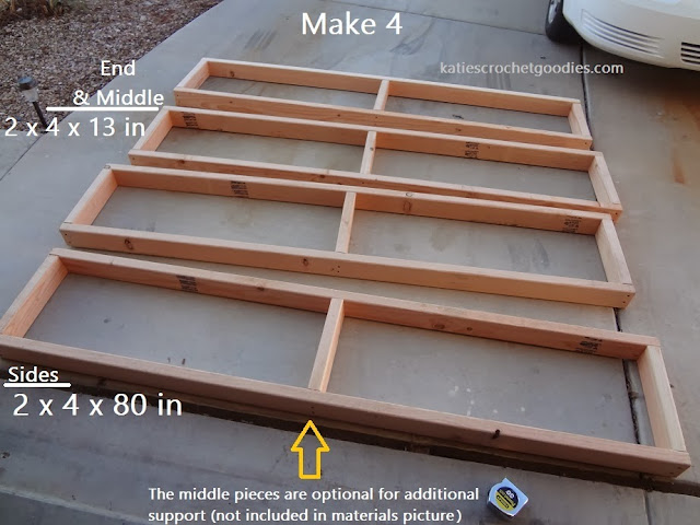 make your own storage shelving unit