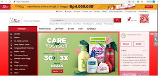 Toko online terbesar dan terpercaya di indonesia