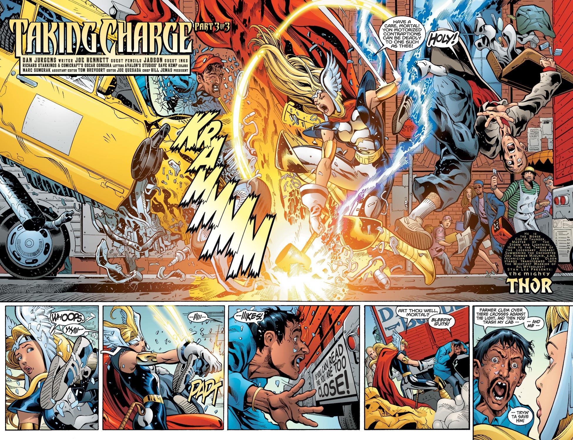 Thor (1998) Issue #43 #44 - English 3