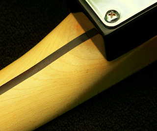 Guitar neck shaving at Haywire Custom Guitars may improve comfort on your favorite guitar neck https://haywirecustomguitars.com/guitar-neck-shaving/