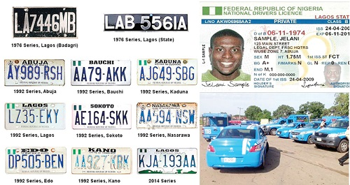 Police Nab, Expose Man Issuing Fake Number Plates