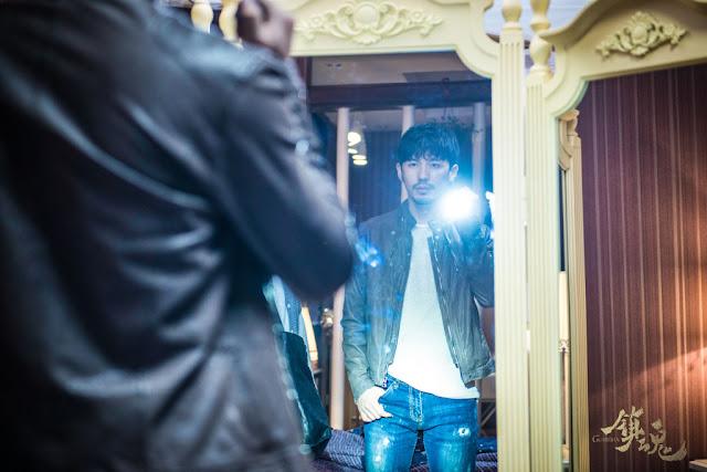 Guardian Chinese drama image Bai Yu