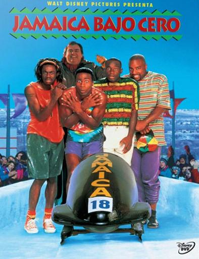 Ver Jamaica bajo cero (Cool Runnings) (1993) Online